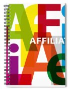 Creative Title - Affilate Spiral Notebook