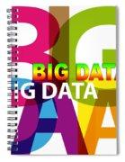 Creative Title - Big Data Spiral Notebook
