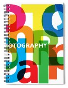 Creative Title - Photography Spiral Notebook