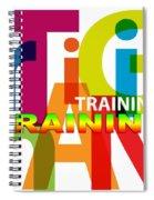 Creative Title - Training Spiral Notebook