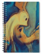 Creatures Spiral Notebook