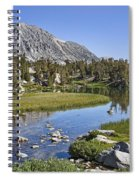 Creek With A View Spiral Notebook