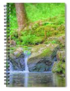 Creek1 Spiral Notebook