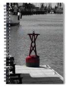 Creekside Living Spiral Notebook