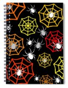 Creepy Crawlers Spiral Notebook
