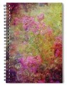 Crepe Garden 1776 Idp_2 Spiral Notebook