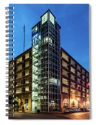 Cressman Center Spiral Notebook
