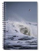 Crest Of A Wave Spiral Notebook
