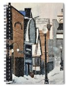 Crested Butte In The 80's Spiral Notebook