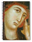 Crevole Madonna Spiral Notebook
