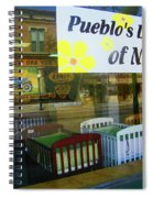 Cribs To Cars Spiral Notebook