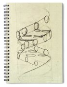 Cricks Original Dna Sketch Spiral Notebook