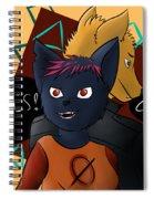 Crimes Spiral Notebook