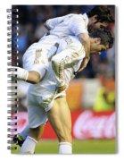 Cristiano Ronaldo 5 Spiral Notebook