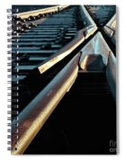 Critical Point Spiral Notebook