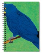 Critically Endangered  Spiral Notebook