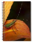 Critter-1 Spiral Notebook