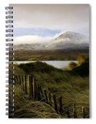 Croagh Patrick, County Mayo, Ireland Spiral Notebook
