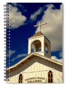 Crooked Creek Chapel Spiral Notebook