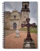Cross Markers Spiral Notebook