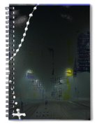cross reference unreliable truth...Tony Adamo Spiral Notebook