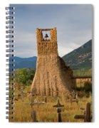 Cross Roads Spiral Notebook
