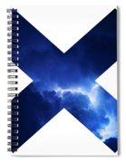 Cross Storm Spiral Notebook