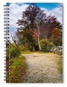 Cross The Bridge Spiral Notebook