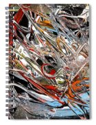 Crosscurrents Spiral Notebook