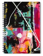 Crossing Time Spiral Notebook