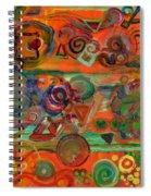 Crosstown Spiral Notebook
