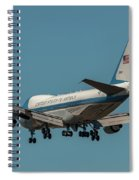 Crosswind Spiral Notebook