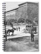 Croton Reservoir, 1898 Spiral Notebook