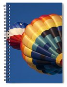 Crowded Pattern Spiral Notebook