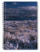 Crowley Lake Spiral Notebook
