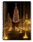 Crown Center Christmas 2 Spiral Notebook