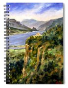 Crown Point Oregon Spiral Notebook