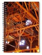 Crow's Nest Spiral Notebook