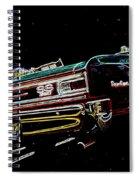 Cruise Night Spiral Notebook