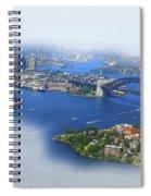 Cruise Sydney Spiral Notebook