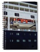 Cruise Time Spiral Notebook