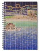 Cruise Vacation Destination Spiral Notebook