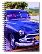 Cruiser Spiral Notebook