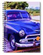 Cruiser Spiral Notebook