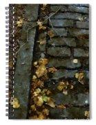 Crumbling Spiral Notebook