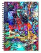 Crusaders Spiral Notebook
