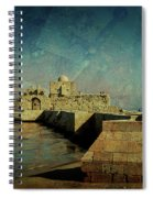 Crusaders Sea Castle Spiral Notebook