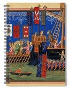 Crusades 14th Century Spiral Notebook