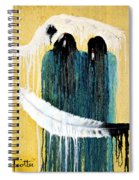 Crying For A Vision Spiral Notebook
