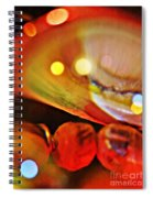 Crystal Ball Project 13 Spiral Notebook